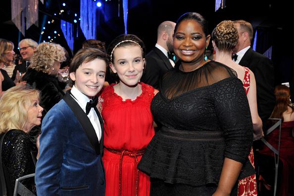 Noah Schnapp「The 23rd Annual Screen Actors Guild Awards - Cocktail Reception」:写真・画像(10)[壁紙.com]