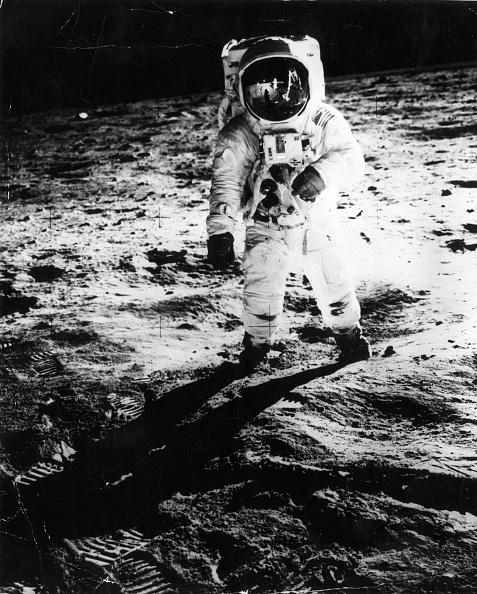 Lunar Module「Edwin On The Moon」:写真・画像(5)[壁紙.com]