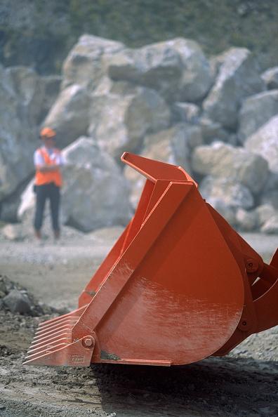 Dust「Front bucket of wheeled loader.」:写真・画像(17)[壁紙.com]