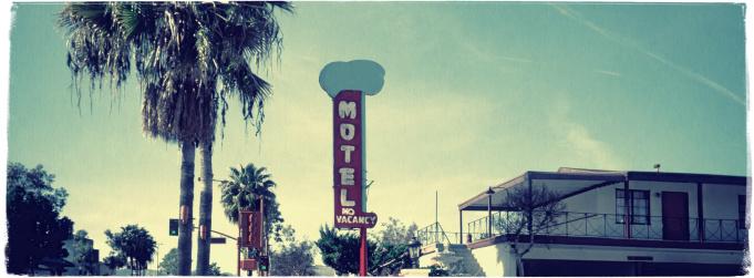 Motel「Hollywood Motel - Vintage Look Series」:スマホ壁紙(4)