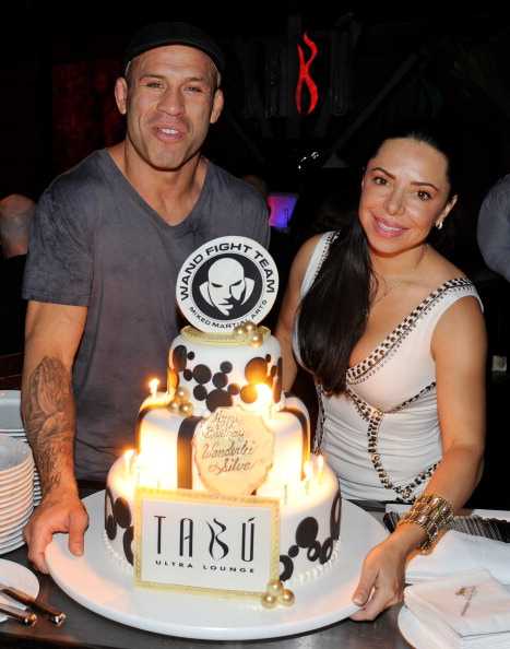 Wanderlei Silva「Wanderlei Silva Birthday Party At Tabu Ultra Lounge」:写真・画像(0)[壁紙.com]