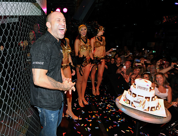 Wanderlei Silva「Wanderlei Silva Birthday And UFC 116 Post-Fight Celebration At Studio 54」:写真・画像(1)[壁紙.com]