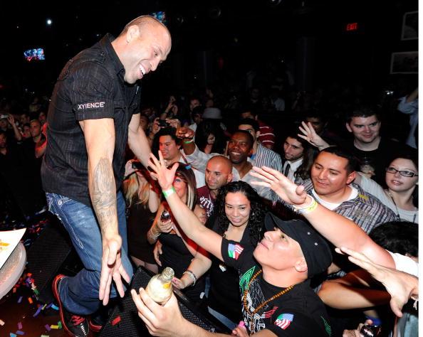 Wanderlei Silva「Wanderlei Silva Birthday And UFC 116 Post-Fight Celebration At Studio 54」:写真・画像(16)[壁紙.com]
