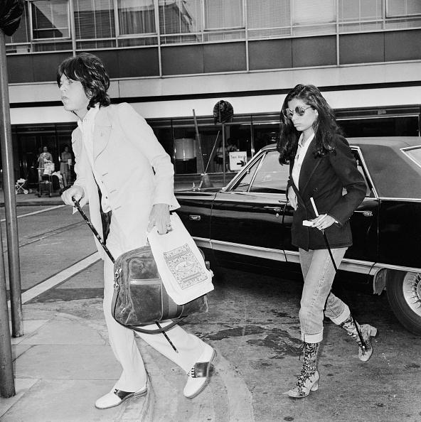 Hulton Archive「Mick And Bianca」:写真・画像(11)[壁紙.com]