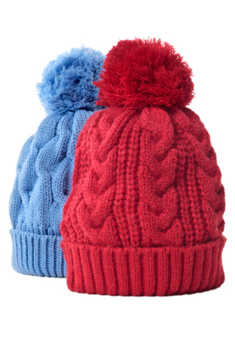 Two Objects「Pair of bobble hats」:スマホ壁紙(7)