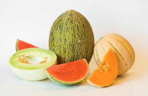 メロン「Assorted summer melons」:スマホ壁紙(16)