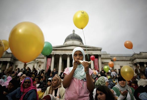 Islam「Celebrations Mark The End Of Ramadan」:写真・画像(19)[壁紙.com]