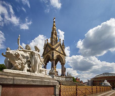 Prince - Royal Person「The Albert memorial, Kensington Gardens, London.」:スマホ壁紙(10)