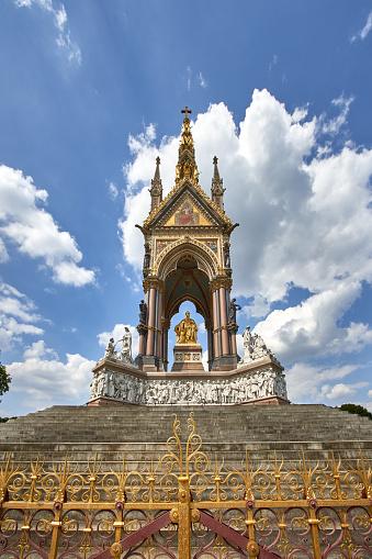 Prince - Royal Person「The Albert memorial, Kensington Gardens, London.」:スマホ壁紙(11)