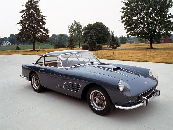 Vintage Car「1957 Ferrari 410 Superamerica」:写真・画像(3)[壁紙.com]