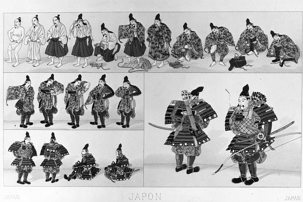 戦国武将「Samurai Dresses」:写真・画像(15)[壁紙.com]