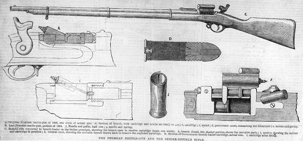 Rifle「Needle Gun Plan」:写真・画像(19)[壁紙.com]