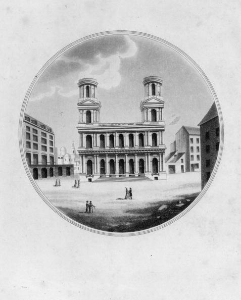建築上の特徴「St Sulpice」:写真・画像(6)[壁紙.com]