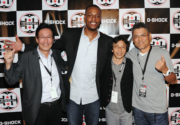 Paul Pierce「G-Shock - Shock The World 2013」:写真・画像(16)[壁紙.com]