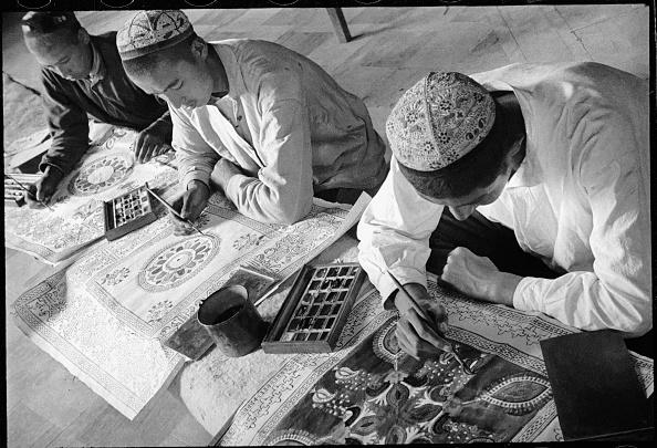 Uzbekistan「Artists」:写真・画像(9)[壁紙.com]