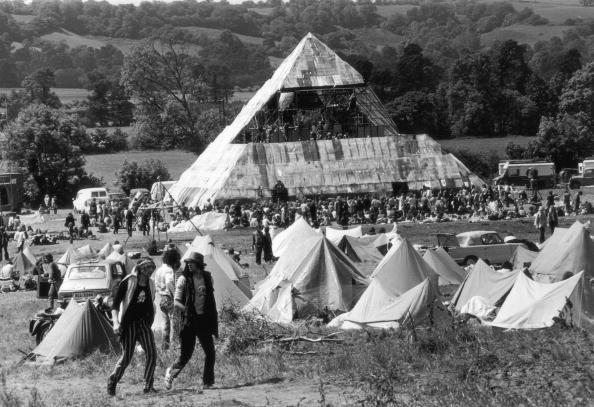 Glastonbury - England「Glastonbury 1971」:写真・画像(13)[壁紙.com]