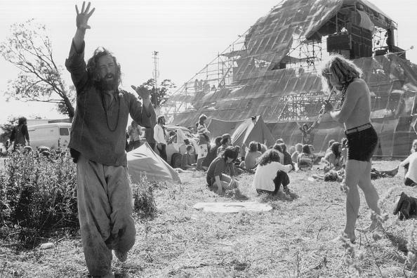 Glastonbury Festival「Glastonbury Hippies」:写真・画像(15)[壁紙.com]