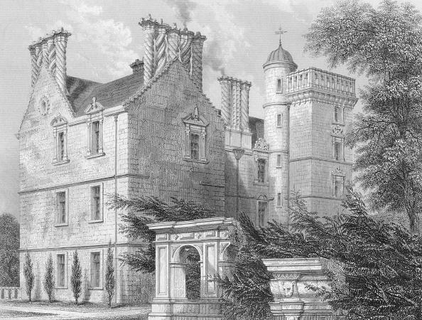 East Lothian「Wintoun House」:写真・画像(15)[壁紙.com]