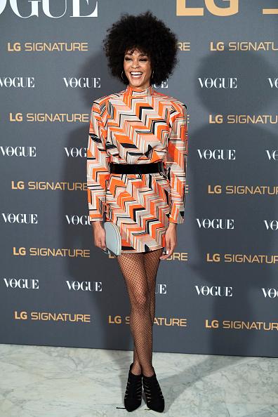 Mock Turtleneck「'Vogue & LG Signature' Photocall In Madrid」:写真・画像(19)[壁紙.com]