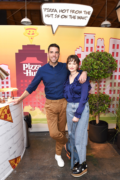 Presley Ann「Pizza Hut Lounge at 2019 Comic-Con International: San Diego」:写真・画像(2)[壁紙.com]
