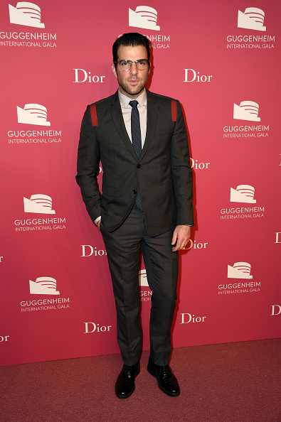 Dark Blue「2015 Guggenheim International Gala Pre-Party Made possible By Dior」:写真・画像(7)[壁紙.com]