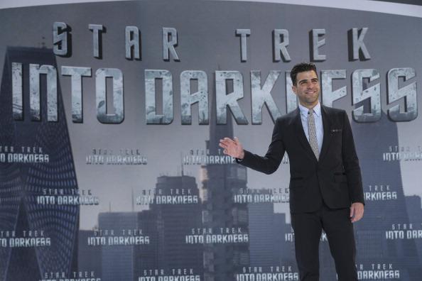 Star Trek - Into Darkness「'Star Trek Into Darkness' Premiere」:写真・画像(3)[壁紙.com]