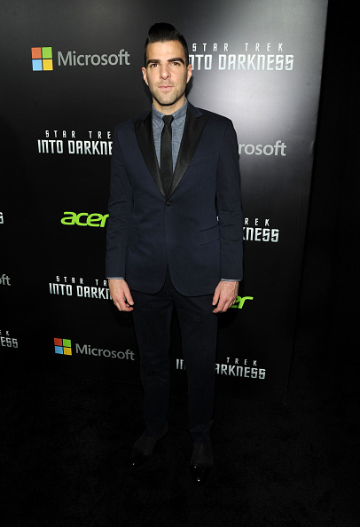 "Dark Blue「""Star Trek Into Darkness"" New York Special Screening - Inside Arrivals」:写真・画像(15)[壁紙.com]"