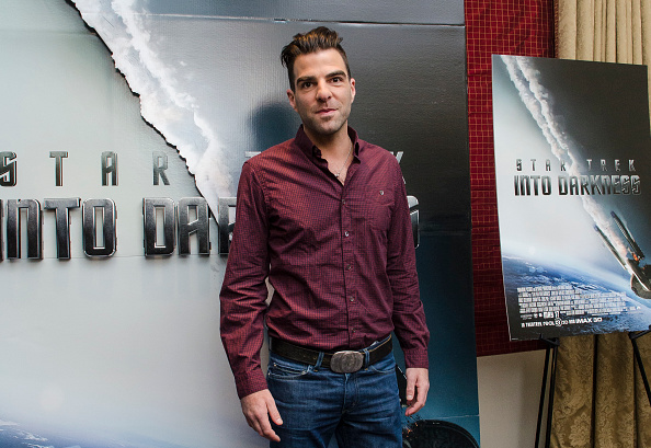"Open Collar「""Star Trek Into Darkness"" Washington DC Screening」:写真・画像(4)[壁紙.com]"