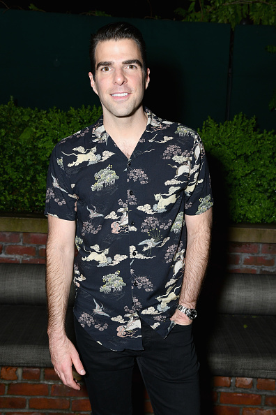 Zachary Quinto「Gersh Upfronts Party 2018」:写真・画像(1)[壁紙.com]