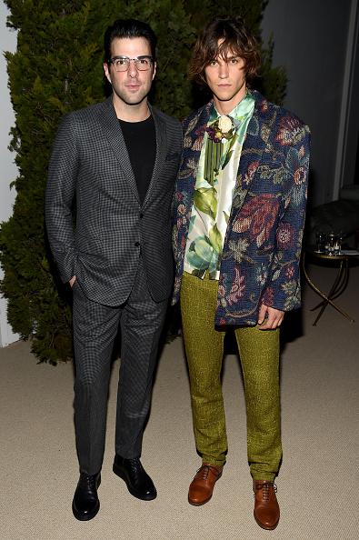 Zachary Quinto「12th Annual CFDA/Vogue Fashion Fund Awards - Inside」:写真・画像(18)[壁紙.com]