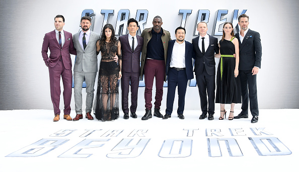 "Star Trek「""Star Trek Beyond"" UK Premiere」:写真・画像(17)[壁紙.com]"