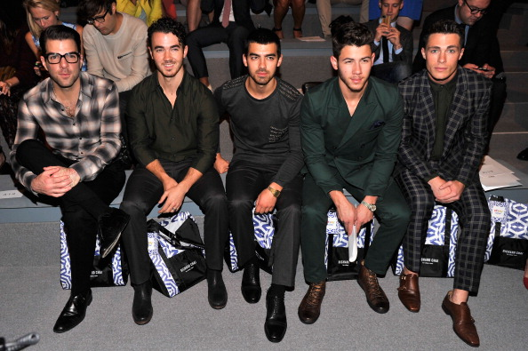 Stephen Lovekin「Richard Chai - Front Row - Mercedes-Benz Fashion Week Spring 2014」:写真・画像(15)[壁紙.com]