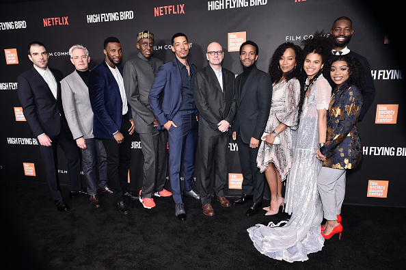 "Tarell Alvin McCraney「Netflix ""High Flying Bird"" - Film Comment Select Special Screening」:写真・画像(15)[壁紙.com]"