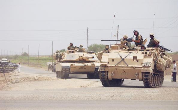 Baghdad「U.S. Troops Kill 27 Iraqi Fighters」:写真・画像(4)[壁紙.com]
