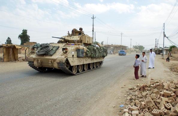 Baghdad「U.S. Troops Kill 27 Iraqi Fighters」:写真・画像(17)[壁紙.com]