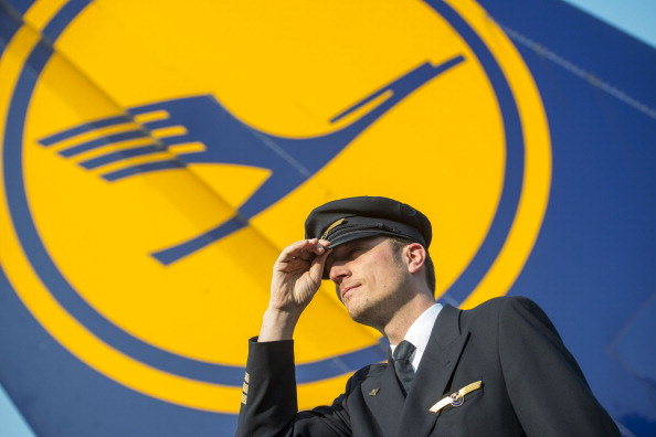 Lufthansa「Lufthansa Pilots Launch Three-Day Strike」:写真・画像(9)[壁紙.com]