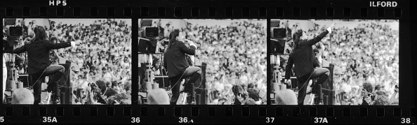 Charity and Relief Work「Bono At Live Aid」:写真・画像(9)[壁紙.com]