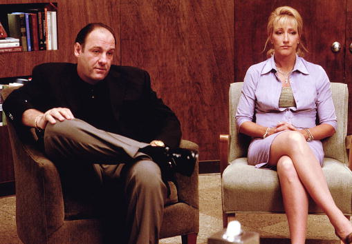 The Sopranos - Television Show「The Sopranos TV Still」:写真・画像(1)[壁紙.com]
