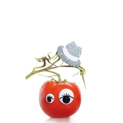 おしゃれ「Sassy Tomato」:スマホ壁紙(10)