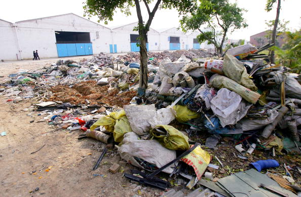 Cancan Chu「China Vows to Crack Down on Illegal Garbage Imports」:写真・画像(9)[壁紙.com]