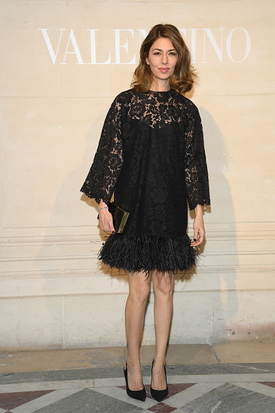 Sofia Coppola「Valentino : Front Row - Paris Fashion Week - Haute Couture Spring Summer 2019」:写真・画像(8)[壁紙.com]