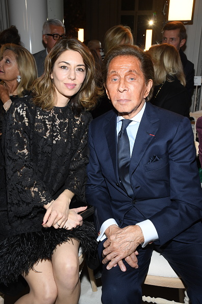 Paris Haute Couture Fashion Week「Valentino : Front Row - Paris Fashion Week - Haute Couture Spring Summer 2019」:写真・画像(18)[壁紙.com]