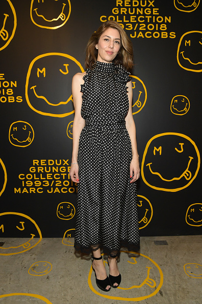 Polka Dot「Marc Jacobs, Sofia Coppola & Katie Grand Celebrate The Marc Jacobs Redux Grunge Collection And The Opening Of Marc Jacobs Madison」:写真・画像(7)[壁紙.com]