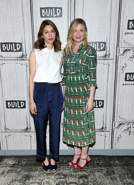 "Kirsten Dunst「Build Presents Sofia Coppola And Kirsten Dunst Discussing Their New Movie ""The Beguiled""」:写真・画像(8)[壁紙.com]"