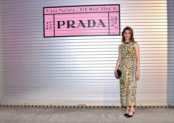 Sofia Coppola「Prada Resort 2020 Fashion Show」:写真・画像(7)[壁紙.com]