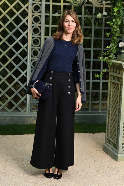 Sofia Coppola「Chanel : Photocall - Paris Fashion Week - Haute Couture Spring Summer 2018」:写真・画像(12)[壁紙.com]