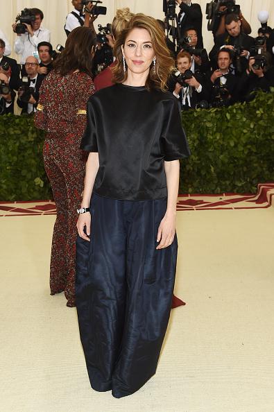 Sofia Coppola「Heavenly Bodies: Fashion & The Catholic Imagination Costume Institute Gala - Arrivals」:写真・画像(4)[壁紙.com]