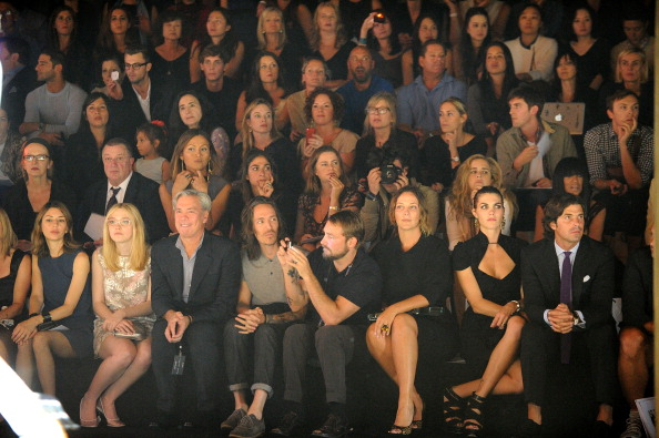 Armory「Marc Jacobs Collection - Front Row - Spring 2012」:写真・画像(12)[壁紙.com]