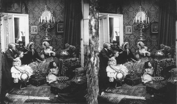 Three Dimensional「Family Scene」:写真・画像(12)[壁紙.com]