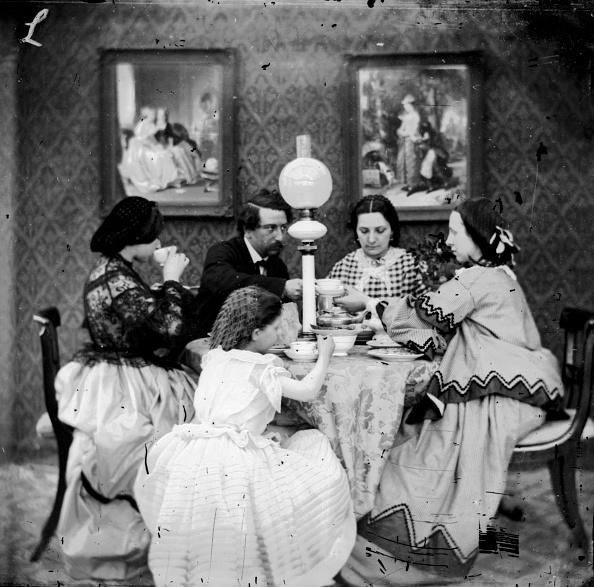 1860-1869「Family Meal」:写真・画像(13)[壁紙.com]